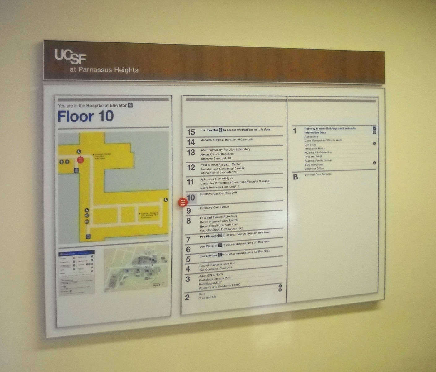UCSF_Large-Wall-Directory